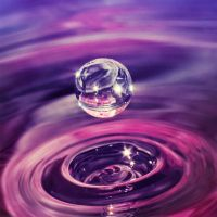 Water Drop 1 by SquadGazZz