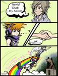 Twewy -To a Better Shibuya! by 2wolfan