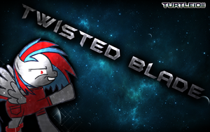 Twisted Blade OC Gfx by turtle1011GFX