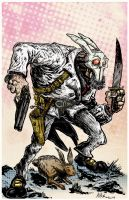 PopApocalypse: The Rabbit by Kqbuckley