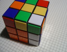 Rubik's Cube by faby8181