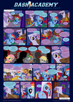 Dash Academy capitulo 6 parte 8 espanol by Saru-lePegasister