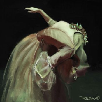 Another Ballerina by tinselswan