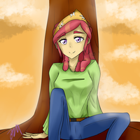Treehuggers by JayBeanieMags