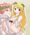 September monthly art posts:Nalu see ya in october by rawwxxwizz