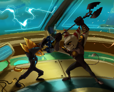 Fight For Your Life by Wolf-Shadow77