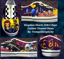 KH 358 Days Themed Shoe by TranquilSimplicity