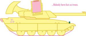 Fluttershy Mirage Tank by Westy543