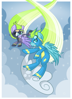 To the Sky by GlitterBell