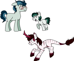 [OPEN] - Unwanted Pones by Featheries