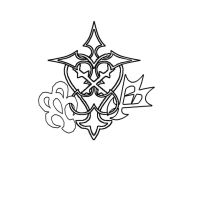 Kingdom Hearts Tattoo Design by Ldrmas