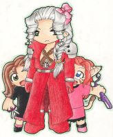 Poor Sephiroth by fanchielover15