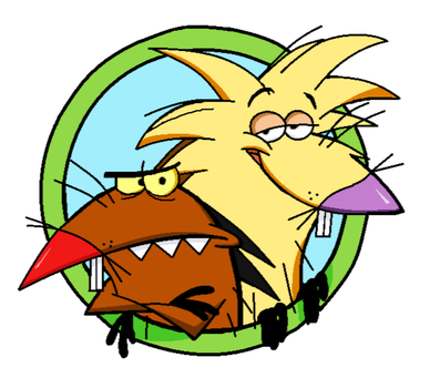20 Years of The Angry Beavers by JustinSiglerBratzFan