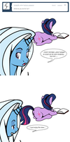 Ask Twixie Tumblr #2 by Dekomaru