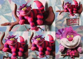Cheshire Branching Out by SmilingMoonCreations