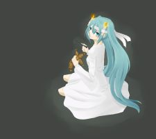 Hatsune Miku - Recommended Spell by moeroknight