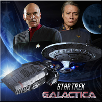 Star Trek Galactica by PZNS