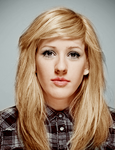 Ellie Goulding Colorization by wherestherain