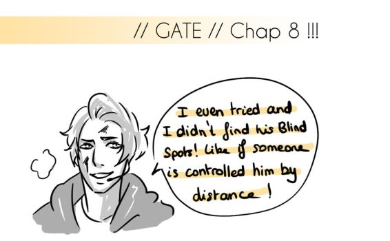 GATE // Chap 8 by NitroxArts