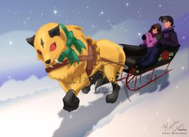 Sleigh Ride by Animaker131