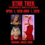Grace Lee WHITNEY by EcorynV