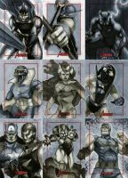 Marvel: 2012 Greatest Heroes Sketch Cards 05 by RichardCox