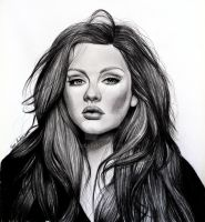 Adele by jardc87