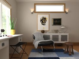 Living Room by thimic