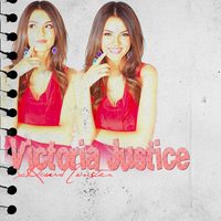 Victoria Justice Blend by xRawrMonster