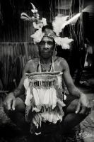 Man From Papua by ditya