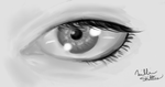 Eye Doodle. by koimillie