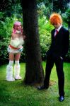 We're celestial spirits by Cami86