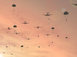 Paratroopers by AIRdomination