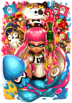 Splat! ver 3.0 by Ry-Spirit