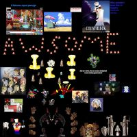 Giant Mix Of Awsome Things by MarxSoul324