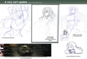 Update 2014 10 06 (and a sketch dump of sorts) by Zerion