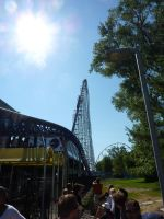 Millenium Force by JShafer
