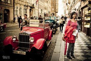 A street car named Desire by duhcoolies