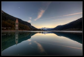 Panoramic Mirror by stetre76