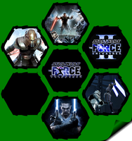 Star Wars The Force Unleashed by WE4PONX