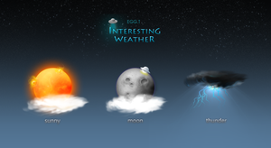 Interesting weather by Eggt