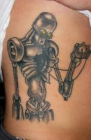 Robot +Healed+ by Mr-Taboo