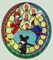 Kingdom Hearts: Unity by RainDragonX