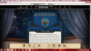 [Scrap] I'm in Ravenclaw! by KabouterPollewopje