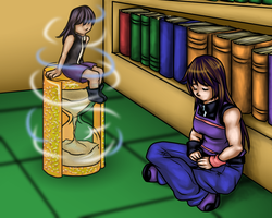 KH 8th Trapped In The Doll House-08 Illustration by Dark-Momento-Mori