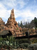 Big Thunder Mountain Railroad by DarkFujin