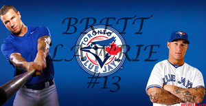 Brett Lawrie #13 by DestielHayes