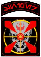 Imperial Army Sniper Insignia by viperaviator