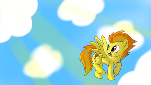 Spitfire Background Gift by MuhMuhMuhImDead