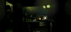 ..:Fazbear Reborn Office:.. by lllRafaelyay